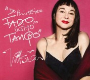 Misia: Do Primeiro Fado Ao Ultimo Tango - CD