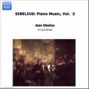 Sibelius: Piano Music, Vol.  2 - CD
