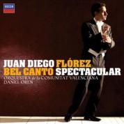 Juan Diego Flórez, Orquestra De La Comunitat Valenciana, Daniel Oren: Bel Canto Spectacular - CD