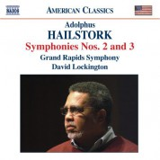 David Lockington: Hailstork: Symphonies Nos. 2 and 3 - CD