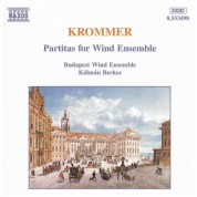 Krommer: Partitas for Wind Ensemble Op. 57, 71 and 78 - CD