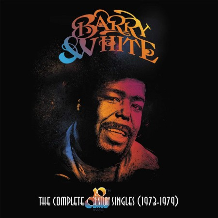 Barry White: The Complete 20th Century Records Singles - CD