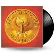Earth, Wind & Fire: The Best Of Earth, Wind & Fire Vol. 1 - Plak
