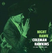 Coleman Hawkins: Night Hawk (With Eddie Lockjaw Davies) - Plak