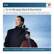 Yo-Yo Ma plays Bach & Boccherini - CD