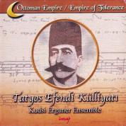 Kudsi Erguner Ensemble: Tatyos Efendi Külliyatı - CD