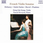 French Violin Sonatas - CD