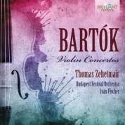 Thomas Zehetmair, Budapest Festival Orchestra, Iván Fischer: Bartok: Violin Concertos - CD