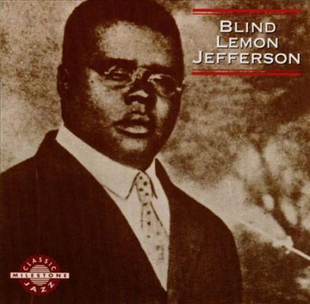 Blind Lemon Jefferson - CD
