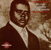 Blind Lemon Jefferson - CD
