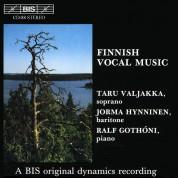 Jorma Hynninen, Taru Valjakka, Ralf Gothóni: Finnish Vocal Music - CD
