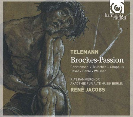 René Jacobs: Telemann: Brockes-Passion - CD