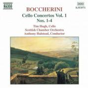 Tim Hugh: Boccherini: Cello Concertos Nos. 4, 6-8 - CD
