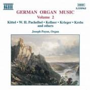 Joseph Payne: German Organ Music, Vol.  2 - CD
