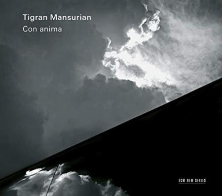 Tigran Mansurian: Con Anima - CD