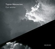 Tigran Mansurian: Con Anima - CD