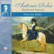 Pieter-Jan Belder: Soler: Complete Sonatas, Vol. 4 (Keyboard Sonatas) - CD