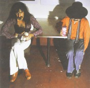 Frank Zappa: Bongo Fury - CD