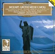 Berliner Philharmoniker, Barbara Hendricks, Herbert von Karajan, Benjamin Luxon, Janet Perry, Peter Schreier, Wiener Singverein: Mozart: Grosse Messe C-Moll - CD