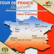 Yakov Kreizberg, Netherlands Philharmonic Orchestra: Tour de France Musicale - SACD