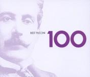 Çeşitli Sanatçılar: Best 100 - Puccini - CD