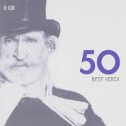 Çeşitli Sanatçılar: 50 Best Verdi - CD