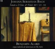 Benjamin Alard: J.S. Bach: Sonata For Two Harpsichord & Pedal, BWV 525- 530 - CD