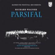Chor & Orchester d. Bayreuther Festspiele, Hans Knappertsbusch: Wagner: Parsifal - Plak