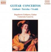 Dagoberto Linhares, Camerata Cassovia, Johannes Wildner: Guitar Conceros (Giuliani, Torroba, Vivaldi) - CD