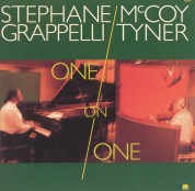 Stéphane Grappelli, McCoy Tyner: One On One - CD