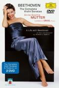 Anne-Sophie Mutter, Lambert Orkis: Beethoven: 10 Violin Sonatas - DVD
