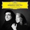 Martha Argerich, Sergei Babayan: Prokofiev for Two - Plak
