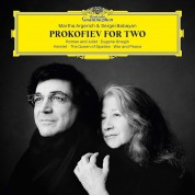 Martha Argerich, Sergei Babayan: Prokofiev for Two - Plak