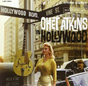 Chet Atkins: In Hollywood - Plak