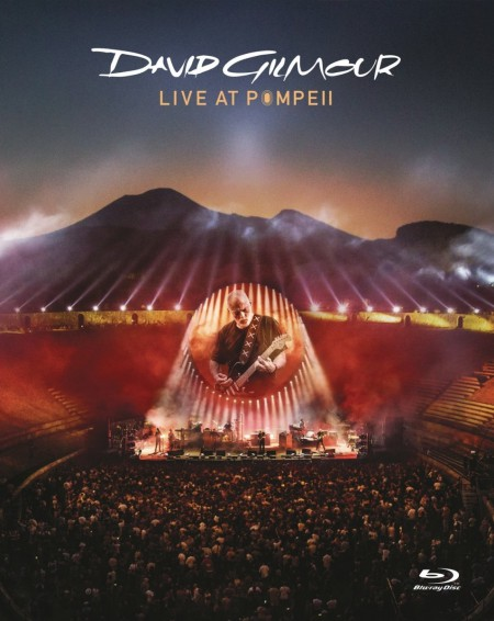 David Gilmour: Live At Pompeii - BluRay