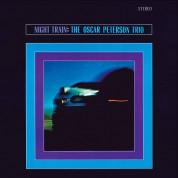 Oscar Peterson: Nigh Train + 1 Bonus Track! Limited Edition In Transparent Purple Colored Vinyl. - Plak