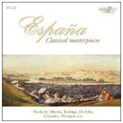 Çeşitli Sanatçılar: Espana: Classical Masterpieces from Spain - CD