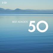 Çeşitli Sanatçılar: 50 Best Adagios - CD
