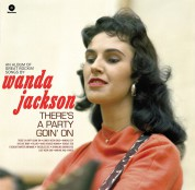 Wanda Jackson: There's Party Goin' On - Plak