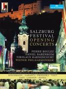 Çeşitli Sanatçılar: Salzburg Festival Opening Concerts (2008-2011) - DVD