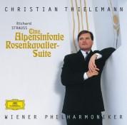 Christian Thielemann, Wiener Philharmoniker: Strauss, R: An Alpine Symphony - CD