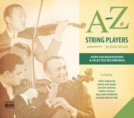 Çeşitli Sanatçılar: A to Z of String Players - CD