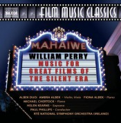 Paul Phillips: Perry: Music for Great Films of the Silent Era - CD