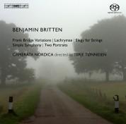 Catherine Bullock, Camerata Nordica, Terje Tønnesen: Britten: Works for String Orchestra - SACD