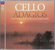 Çeşitli Sanatçılar: Cello Adagios - CD
