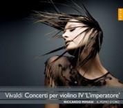 Riccardo Minasi, Il Pomo d'Oro: Violin Concertos Vol.4 - CD