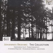 Çeşitli Sanatçılar: Brahms: The Collection - CD