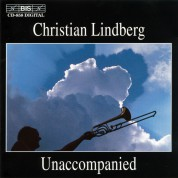 Christian Lindberg Unaccompanied - CD