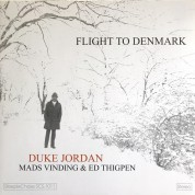 Duke Jordan: Flight To Denmark - Plak