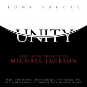 Tony Succar: Unity: The Latin Tribute To Michael Jackson - CD